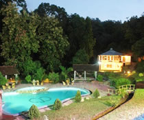 Corbett Jungle club Resort Package