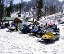 Manali New Year Packages 2018