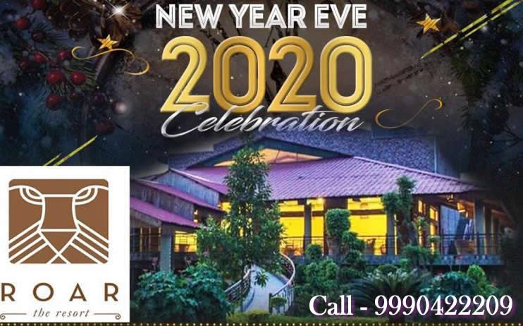 Roar Resort Corbett New Year Packages