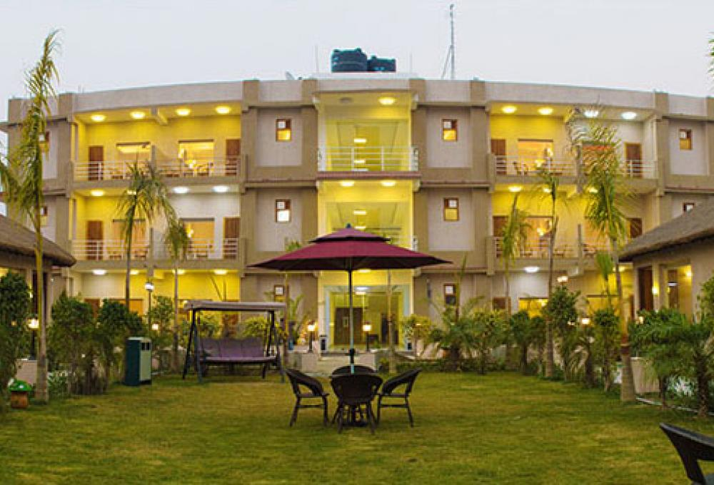 Corbett The Grand New Year Packages