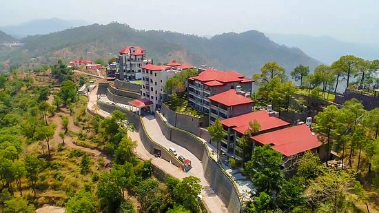 Fortune Select Forest Hill Resort Kasauli