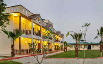 Gajraj Trail Resort Corbett New Year Packages