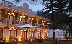 Golden Palms Mussoorie New Year Packages