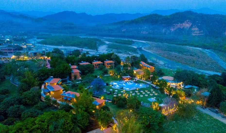 Tarangi Resort Jim Corbett